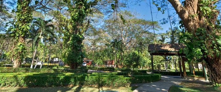 Casa Conde del Mar Guanacaste Playa Panama extérieur jardin