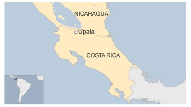 Otto Upala Costa Rica Nicaragua