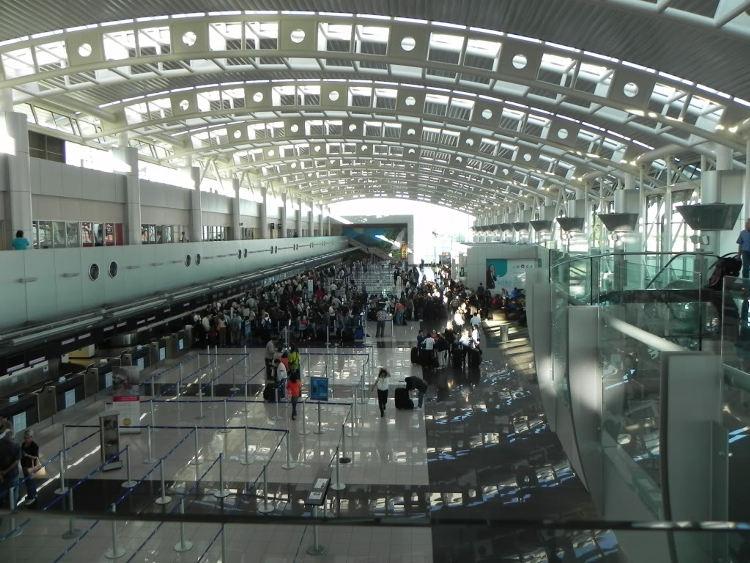 Aéroport de San José
