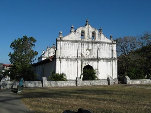 L'église coloniale de Nicoya